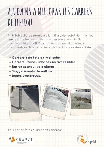 ajuda'ns a millorar els carrers de lleida! (2)